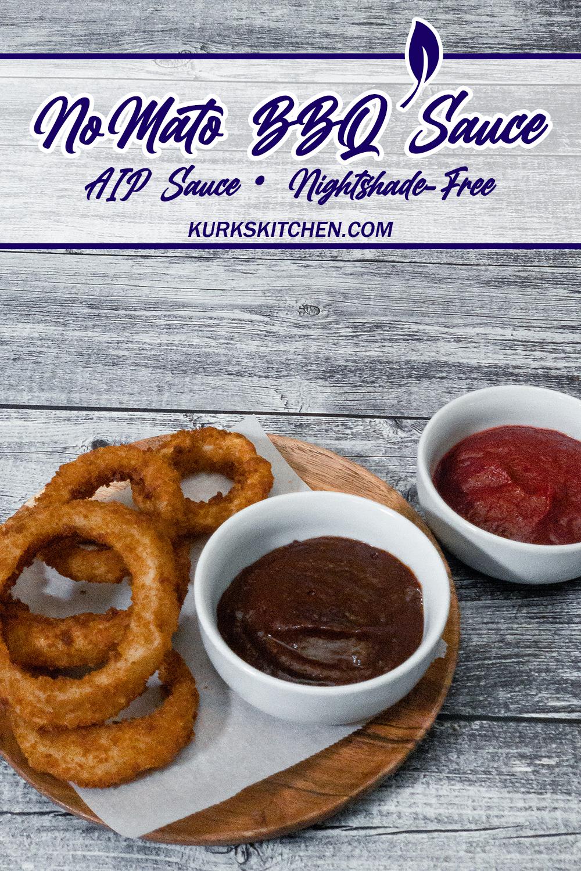 Nomato BBQ Sauce AIP